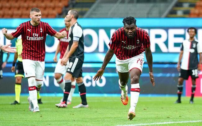 Ita : Trois buts en cinq minutes, la Juve giflée à Milan
