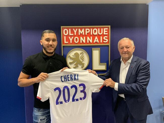 OL : Cherki prolonge, Zidane et le Real ne le lâchent pas