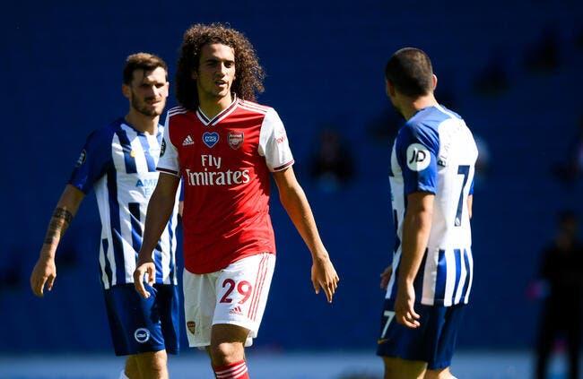 PL : Clash à Arsenal, Guendouzi s'entraîne en solo