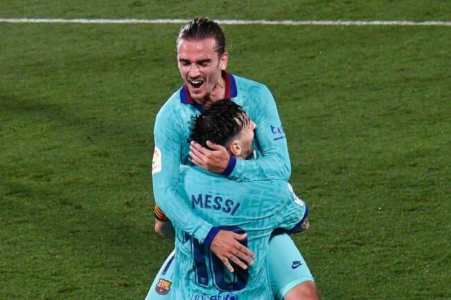 Barça : Se queda, Messi n'aura pas la peau de Griezmann
