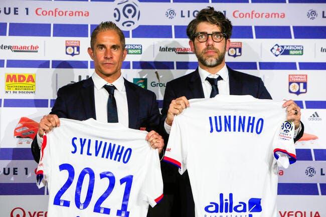 OL : Juninho trop agressif, Lyon n'aime pas ça