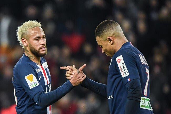 PSG : Mbappé et Neymar rejoindront Pelé, Maradona, Messi et Ronaldo