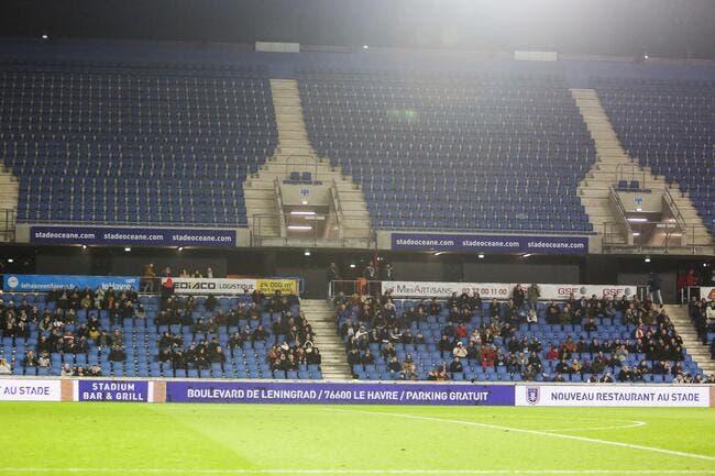 HAC-PSG : 5000 spectateurs, l'Europe est choquée