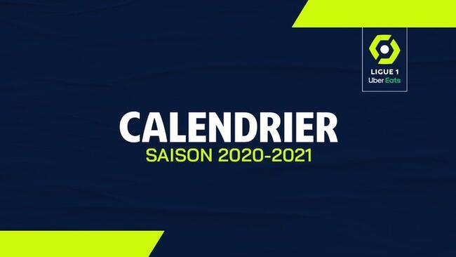 L1 : PSG, OL, OM… La LFP sort le calendrier de la saison 2020-2021