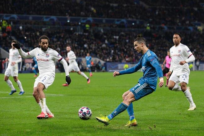 LdC : Juventus - OL se jouera bien à Turin à huis clos !