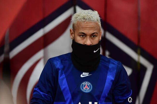 PSG : Le Qatar menace Neymar de l'envoyer à Manchester