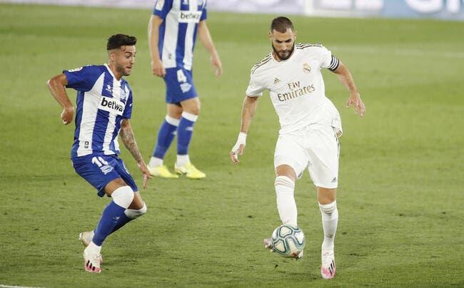 Liga : Benzema rapproche le Real du titre