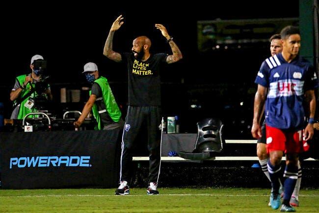 Thierry Henry inquiet avant la reprise avec l'Impact Montréal — MLS