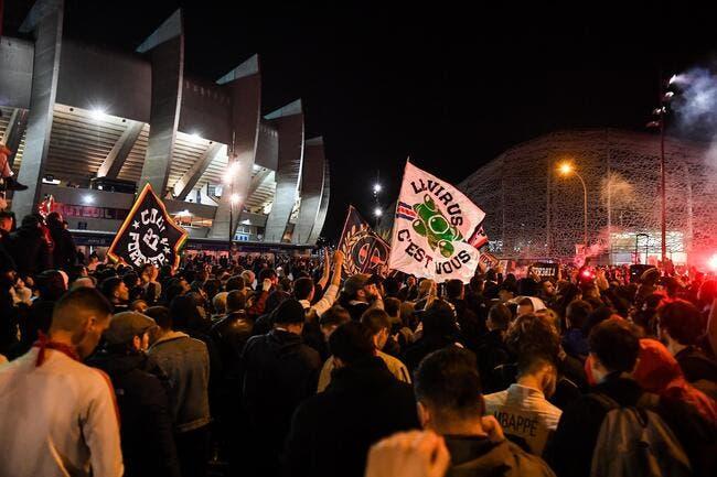 PSG : Des centaines de supporters à Lisbonne, la mauvaise idée