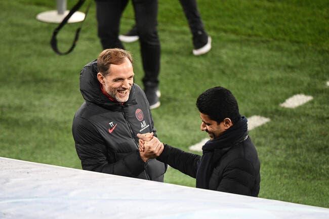PSG : La Ligue des Champions et vite, Nasser Al-Khelaïfi est pressé