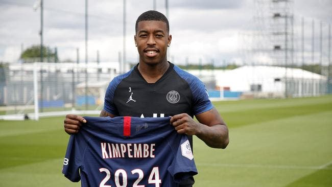 PSG : Kimpembe prolonge jusqu'en 2024 à Paris !