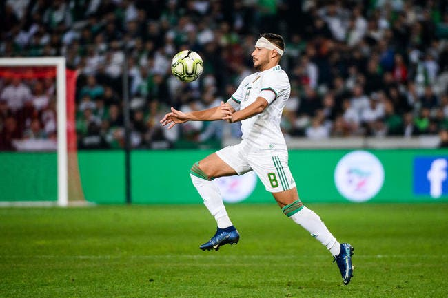 ASSE : Un international algérien dans le viseur de Puel !