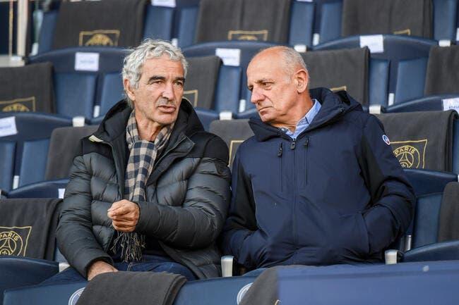 L1 : 5000 fans dans les stades, un scandale pour Domenech
