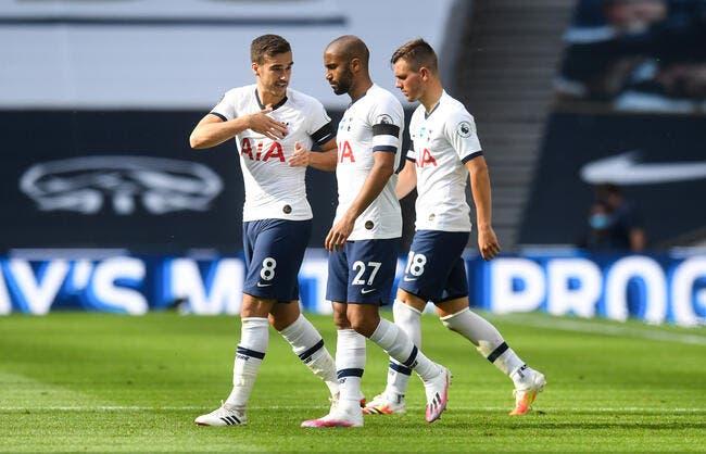 PL : Tottenham double Arsenal dans le derby