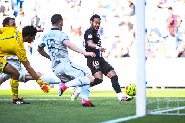 PSG : Le but de Neymar face au Havre, il fait déjà mal