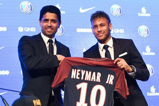 PSG : Neymar de retour, le Barça fait une requête choc