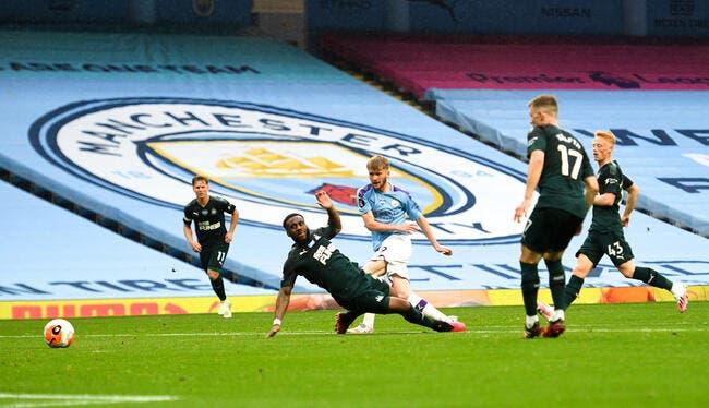 Info : Le TAS désapprouve l'UEFA, Manchester City sauvé !