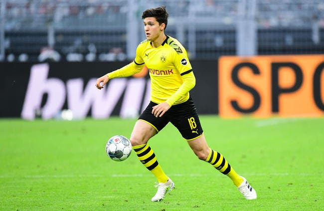 Le Borussia Dortmund prêt à libérer Leonardo Balerdi, ciblé par l'OM — Transferts