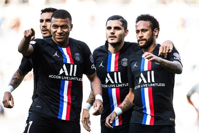 PSG : Mbappé, Neymar... Paris a une forme d'enfer !