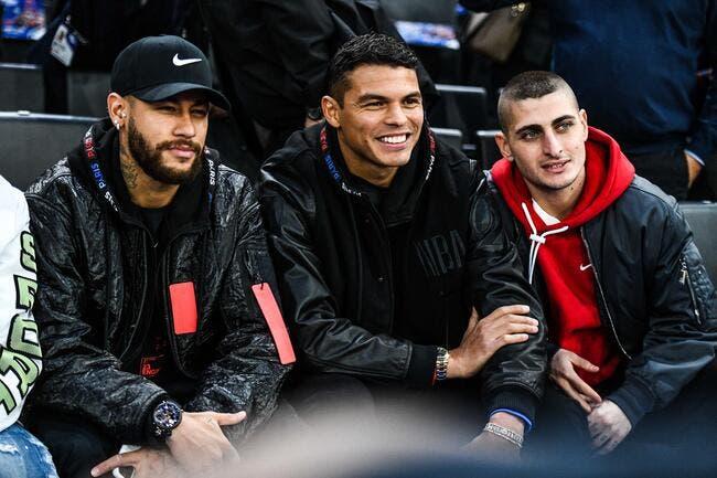 PSG : Vers un incroyable coup de tonnerre pour Thiago Silva ?