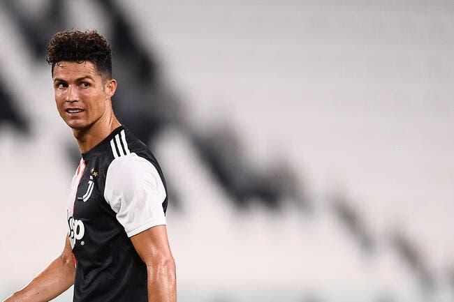 Ita : Cristiano Ronaldo fait une fixette sur Messi, la Juve adore