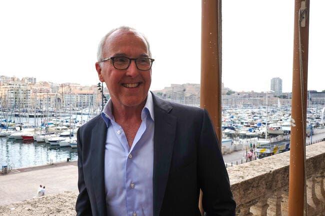 OM : McCourt et Eyraud, ils disent merci à Mohamed Ajroudi