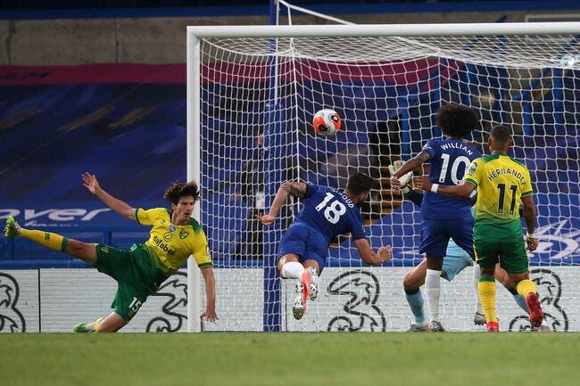 PL : Giroud propulse Chelsea sur le podium