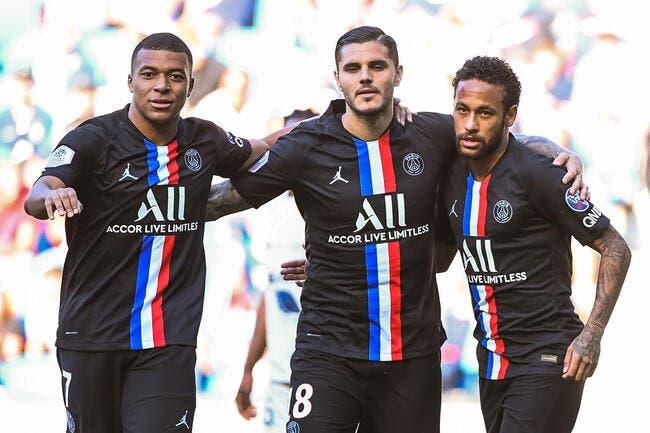 PSG : 9-0, Neymar and Co vont encore s'amuser