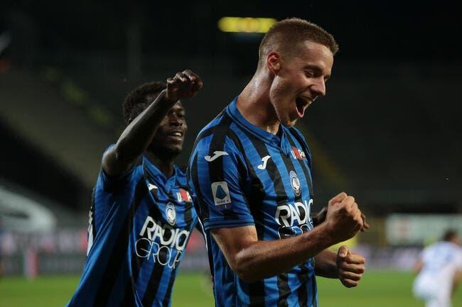 Serie A : 6-2, l'Atalanta est en feu
