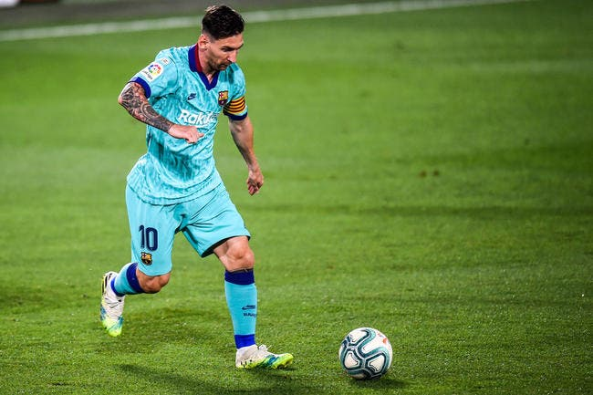 Esp : Barça ou PSG, le mercato de Messi est vite vu