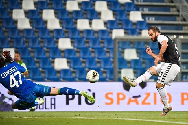 Ita : La Juventus souffre pour un point