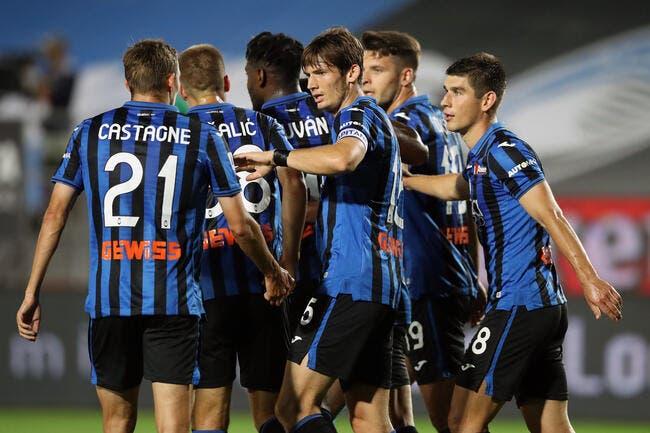 PSG : L'Atalanta a un doute énorme avant le choc contre Paris