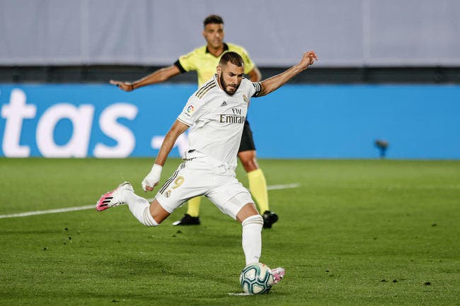 Real : Benzema met Cristiano Ronaldo aux oubliettes, quel artiste