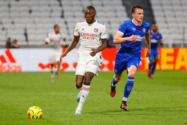 OL : Lyon tombe face aux Rangers