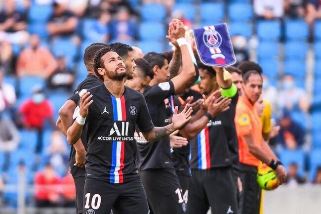 PSG : Neymar prolongé, le Qatar à l'attaque