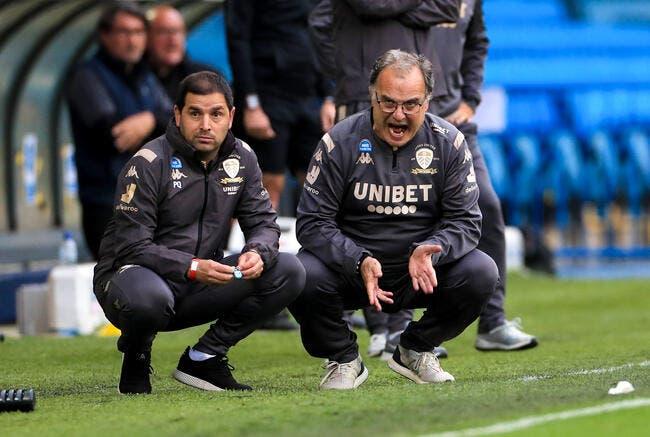 Ang : Leeds et Bielsa montent en Premier League !