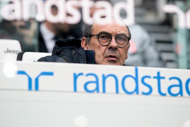 Ita : Maurizio Sarri viré avant Juventus-Lyon ?