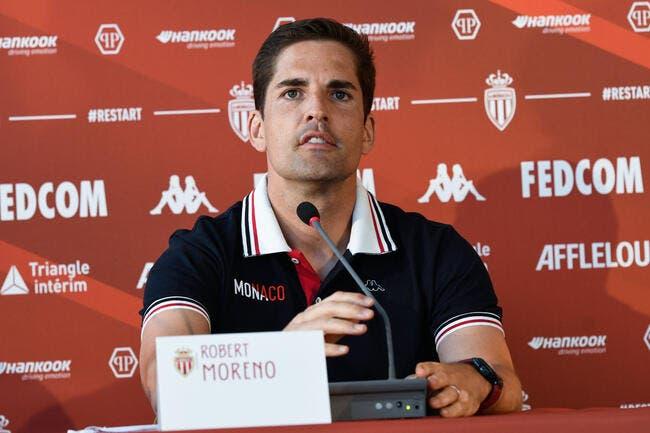 ASM : Robert Moreno viré par Monaco !