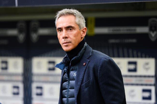 FCGB: Sousa bluffe, Gasset patiente… Bordeaux va remettre de l'ordre