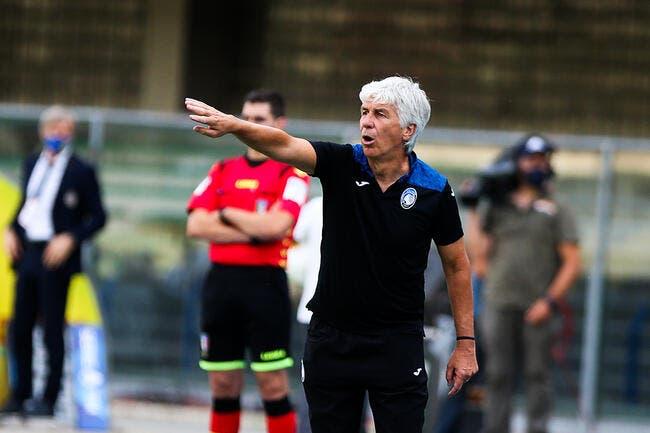 C1 : Le PSG en demi-finale, l'Atalanta n'a rien à dire