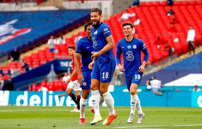 FA Cup : Chelsea rejoint Arsenal en finale