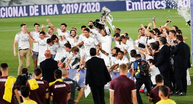 Liga : Programme et résultats de la 38e journée