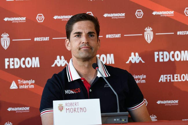 Officiel : Monaco confirme le départ de Robert Moreno