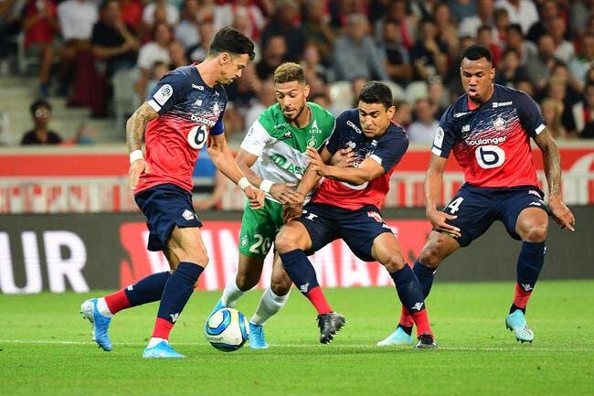 L1 : Feu vert de la DNCG pour Lille et l'ASSE !