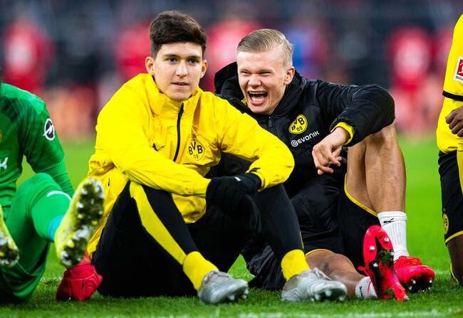 OM : Accord entre l'OM et Dortmund pour Balerdi ?