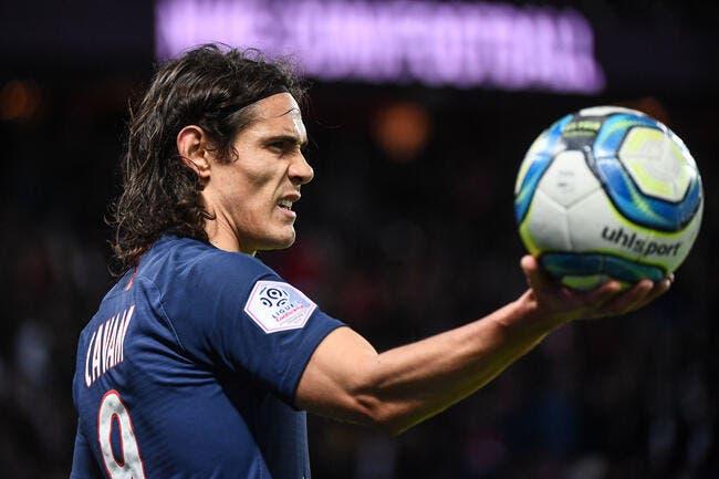 PSG : Un énorme contre-pied signé Cavani au mercato ?