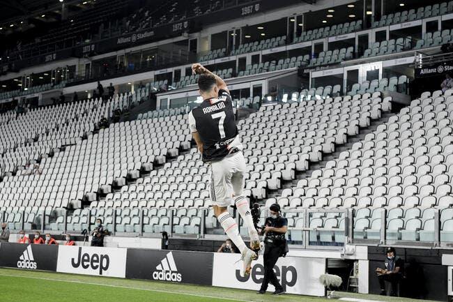 Mercato : La Juventus brise le silence autour de Cristiano Ronaldo
