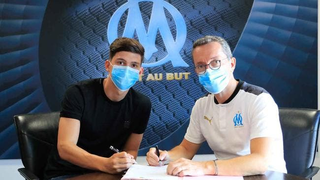 Officiel : Leonardo Balerdi signe à Marseille !
