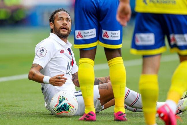 PSG : Le Celtic n'a pas prévu de stopper Neymar