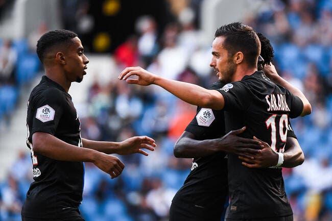 PSG : Sarabia zappé, une surprise signée Tuchel en Ligue des Champions ?